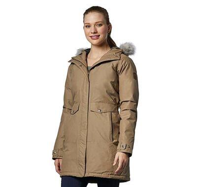 Women's Breitenbush Parka Jacket