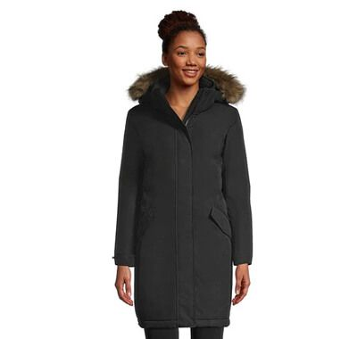 Women's Water Resistant HD2 T-Max Insulated Parka Jacket