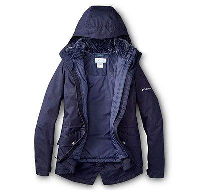 Women's Mount Erie Interchange Jacket