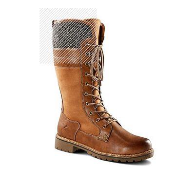 Women's Lara Lace up Boots