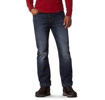 Men's T-MAX Stretch Fleece Lined Jeans