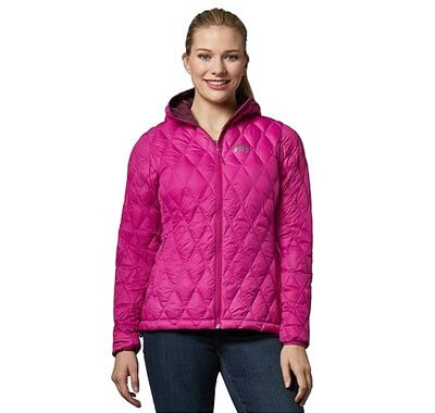 Women's W Squamish Hooded Insulator Jacket