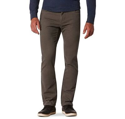 Men's T-MAX HEAT Lined Stretch Canvas Jeans