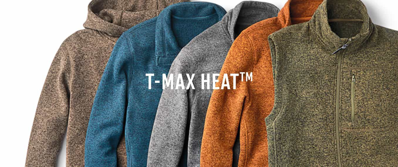 T-Max Heat Collection