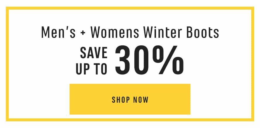 Men's & Womens Winter Boots: Save up to 30%. Shop Now