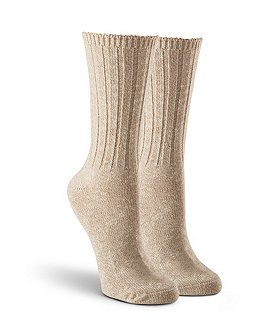 Denver Hayes Women's 2-Pack Cotton Rib Socks