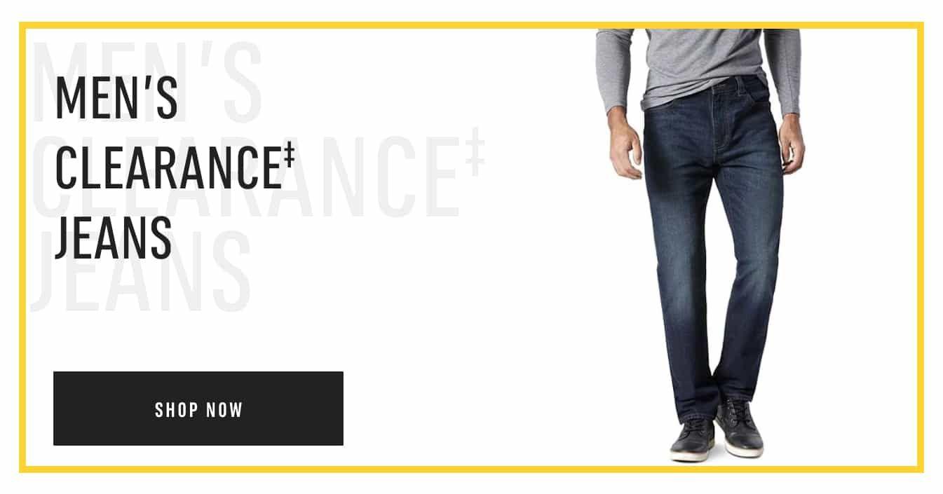 Men's Clearance‡ Jeans