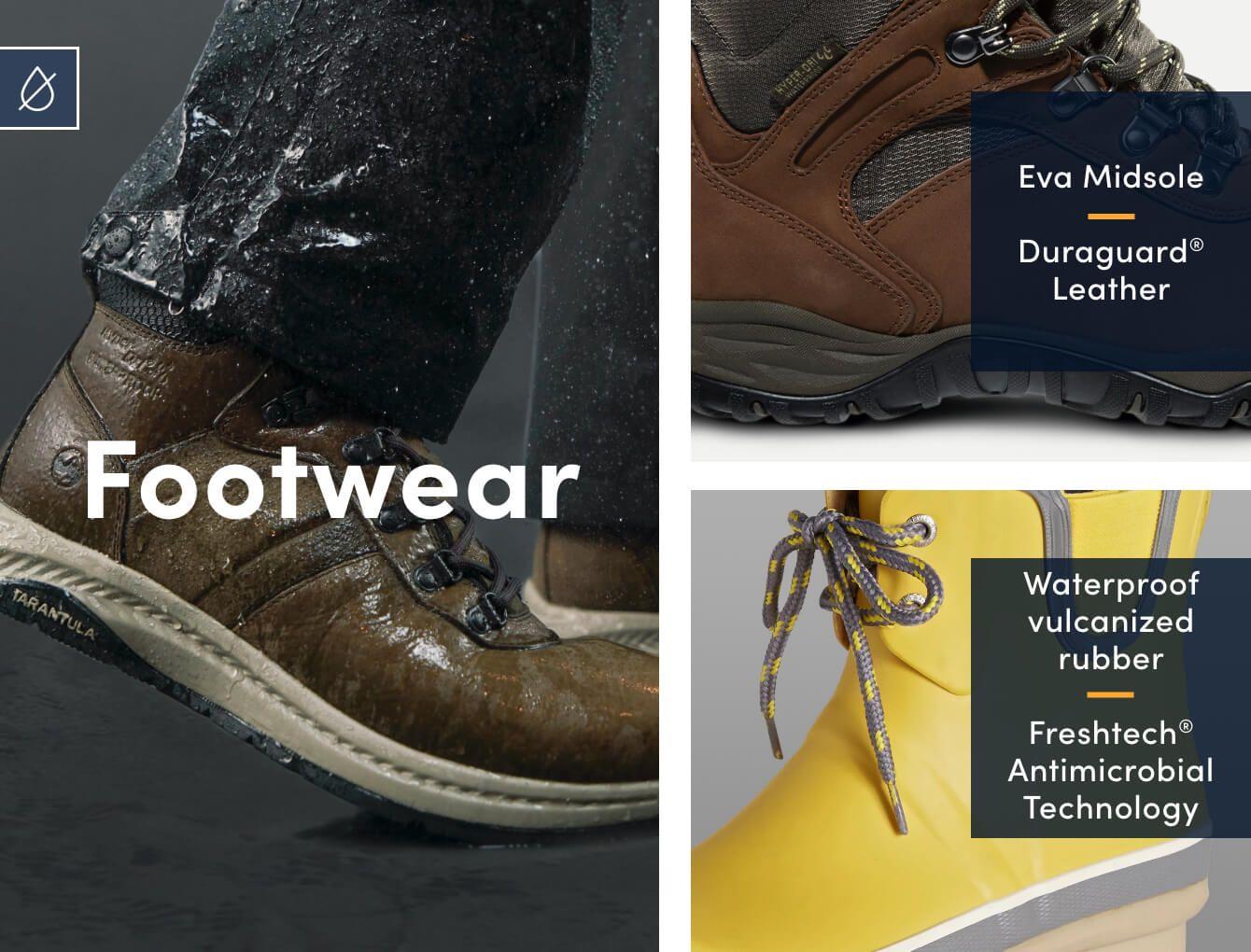 Dry Shop - Footwear