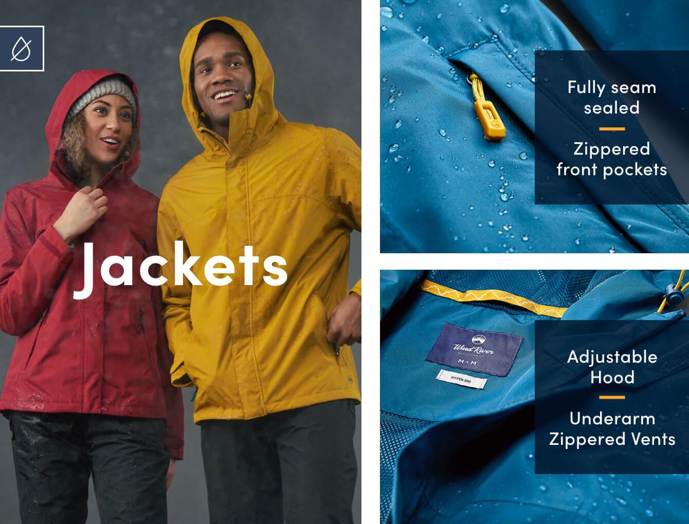 Dry Shop - Jackets