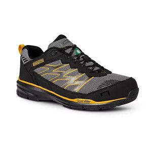 Men's 3604 Aluminum Toe Steel Plate Quad Lite Athletic Safety Shoes