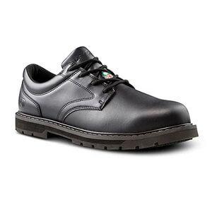 Men's Steel Toe Steel Plate Anti Slip Oxford Shoes