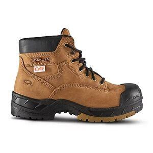 Men's 6 In Quad Comfort Steel Toe Composite Plate Work Boots