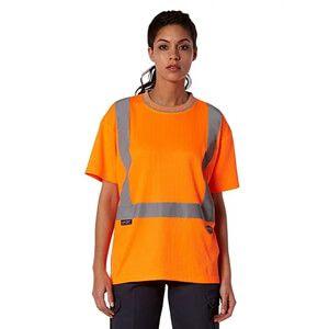 Womens Hi-Vis Orange T-Shirt