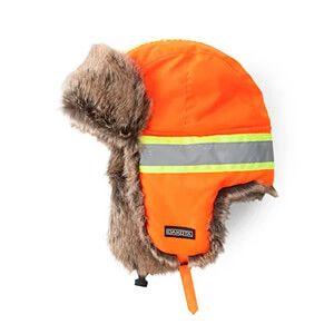 Hi-Visibility Fur Aviator Hat