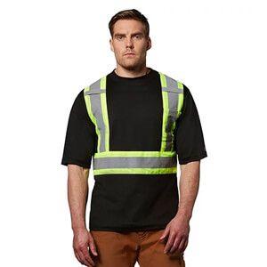 Men's Short-Sleeve Lined Hi-Vis T-Shirt