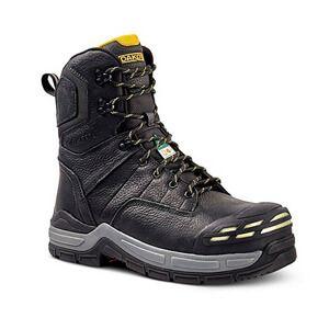 Men's VizLite 8 In Composite Toe Composite Plate Safety Work Boots