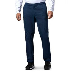Men's Athletic Cargo Scrub Pants