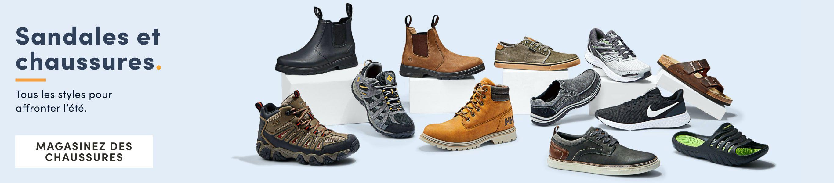 Magasinez des Chaussures et sandales