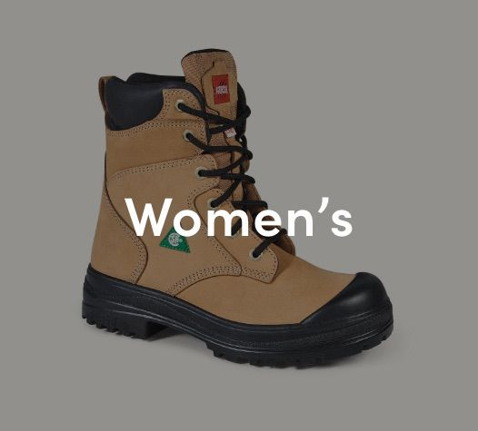 Women's Work boots and shoes