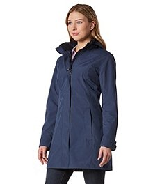 cbc036ae573 Denver Hayes Women s HD2 Water Resistant Travel Jacket ...
