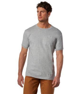 0cda6417860e Men's Heathered Work T-Shirt