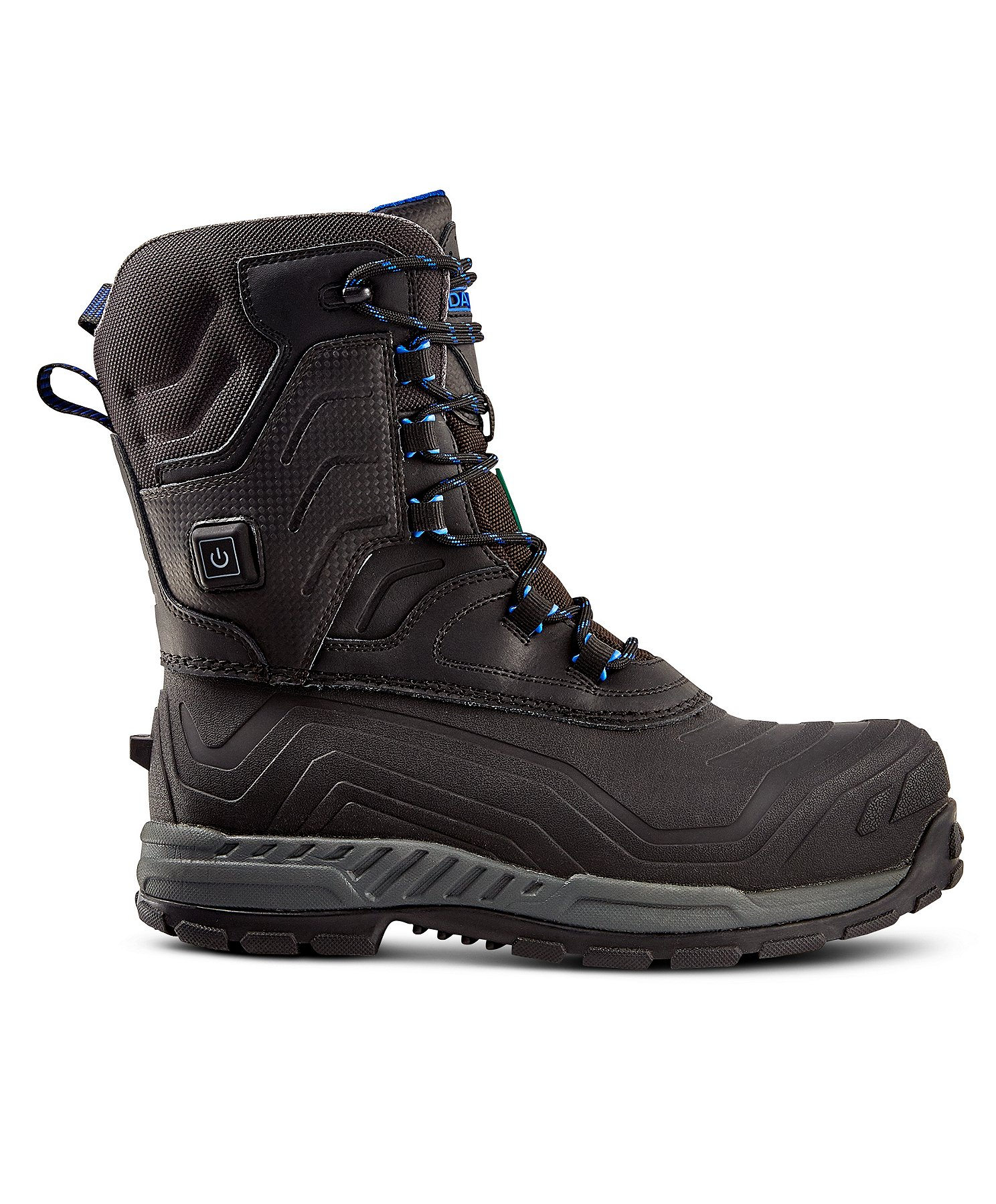 Men's Thermalectric Heated Composite Toe Composite Plate Winter Work Boots