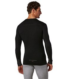 6ef8434e ... Helly Hansen Workwear Men's Lifa Merino Crewneck Thermal Top