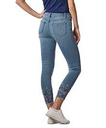 e569c27b18605 ... Denver Hayes Women's Mia Skinny Ankle Jeans