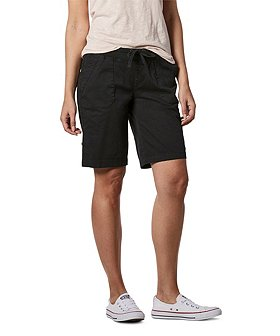 Denver Hayes Women's Vintage Pull-On Bermuda Shorts