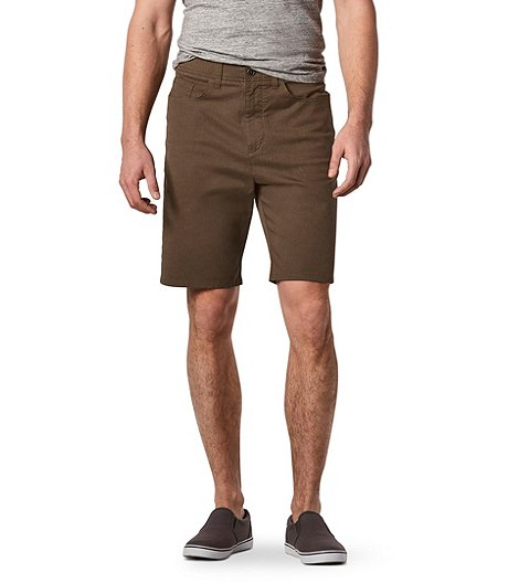 77714c9fd Denver Hayes Men s Everyday 5 Pocket Shorts With Stretch
