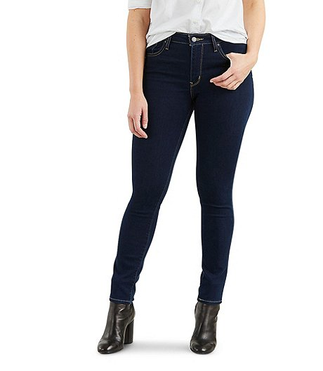 Women's 721 High Rise Skinny Jeans - Cast Shadow