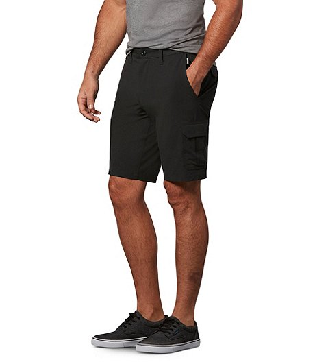 10124a388ce149 Ripzone Men s Hybrid Cargo Shorts With Stretch