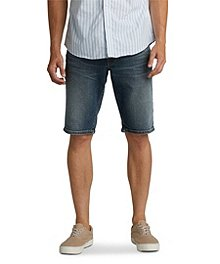 813600cc Silver® Jeans Co. Men's Zac Relaxed Straight Fit Shorts - 12.5 ...