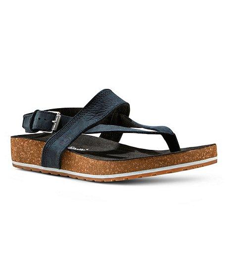e525909e4b9f Timberland Women s Malibu Waves Ankle Strap Sandals
