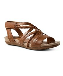 feefe6a4d7b Denver Hayes Women s Raina Quad Comfort Sandals ...