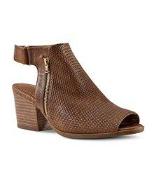 d0647959a256 Denver Hayes Women s Siena Quad Comfort Peep Toe Sandals ...