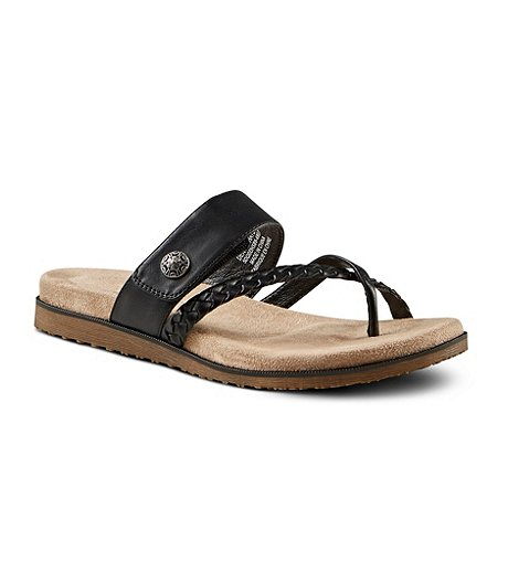 Women's Jaden Quad Comfort Adjustable Sandals