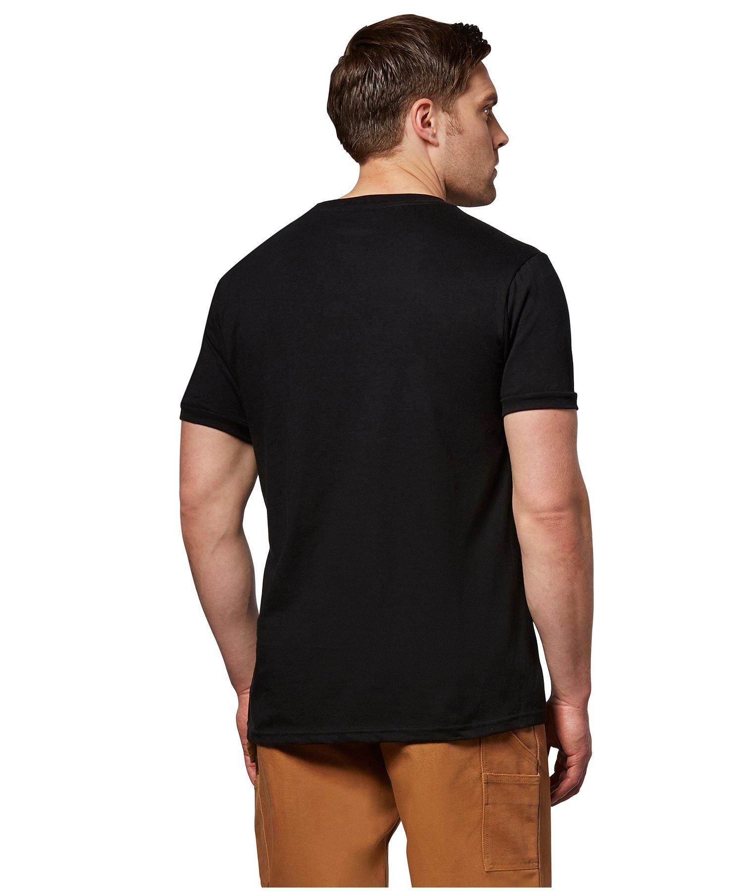 $100 32 DEGREES COOL Men/'s PAJAMA BLACK SOLID T-SHIRT SOFT LOUNGE SLEEPWEAR XXL