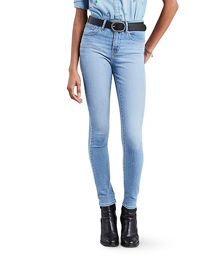 af523e572515f Levi s Women s 721 High Rise Skinny Jeans