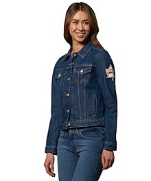 3ad7c8d3d3fd Levi s Women s Original Trucker Jacket ...