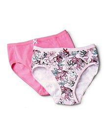 a92b1eb55ec2 ... Denver Hayes Women's 2-Pack Perfect Fit Cotton Stretch Hi-Cut Panties