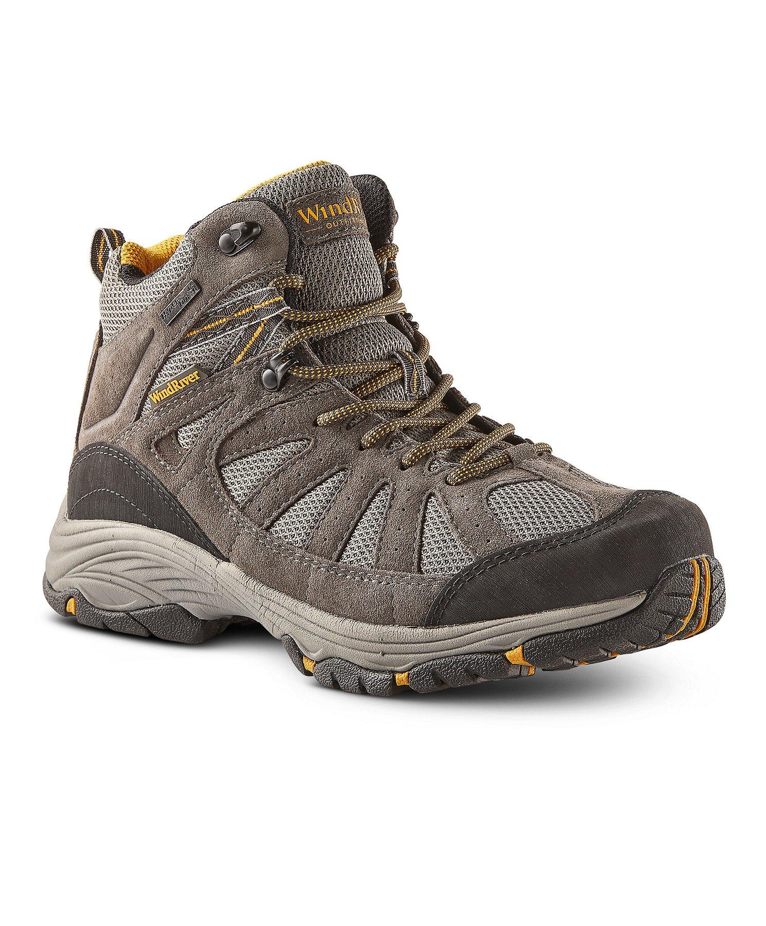 Bottes de randonnée imperméables pour hommes, Whitehorn HD3