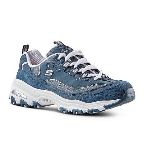 2ffd104f8 Skechers Women's D-Lites Me Time Sneakers
