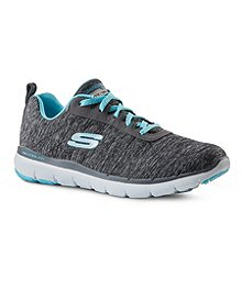 9bae2bb65333 Skechers Women s Flex Appeal 3.0 Lace-Up Shoes ...