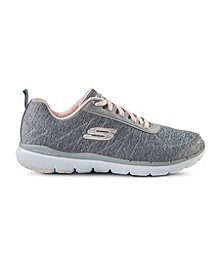 3d5192522c9d ... Skechers Women s Flex Appeal 3.0 Lace-Up Shoes