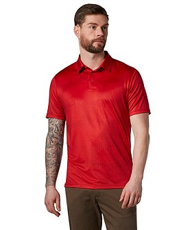 Matrix Men's driWear Tire Graphic Polo