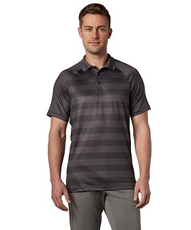 Matrix Men's driWear Wide Stripe Polo