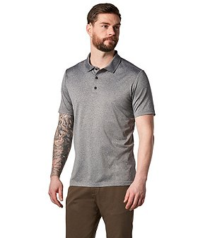Matrix Men's driWear Melange Polo