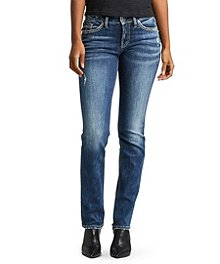56505af1fbf Silver® Jeans Co. Women s Suki Straight Jeans ...