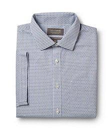 9a1aea089d8 Denver Hayes Men s Short Sleeve Never Iron Dress Shirt- Classic ...